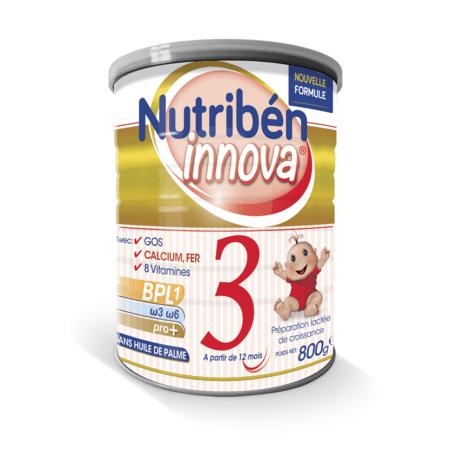 Lait Innova 3 NUTRIBEN 1