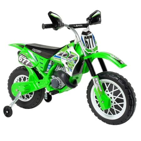 Moto électrique Scramble 6V INJUSA 1