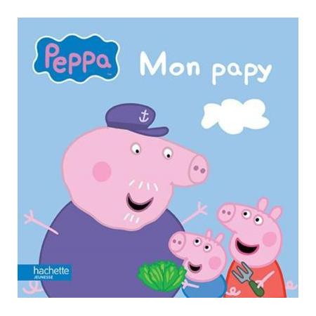 Peppa pig - Mon papy HACHETTE JEUNESSE 1