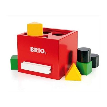 Boîte à formes BRIO 2
