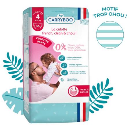 Culottes écologiques CARRYBOO 1