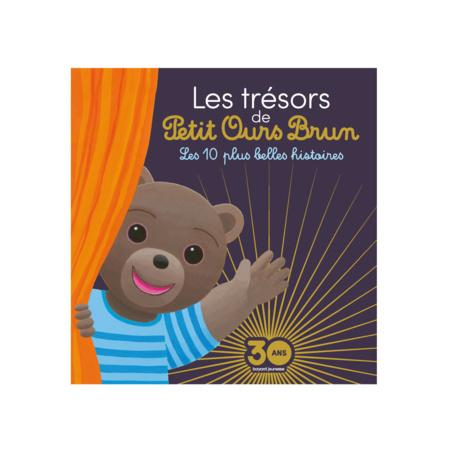 Livre Petit ours brun collector mes plus belles histoires BAYARD JEUNESSE 1