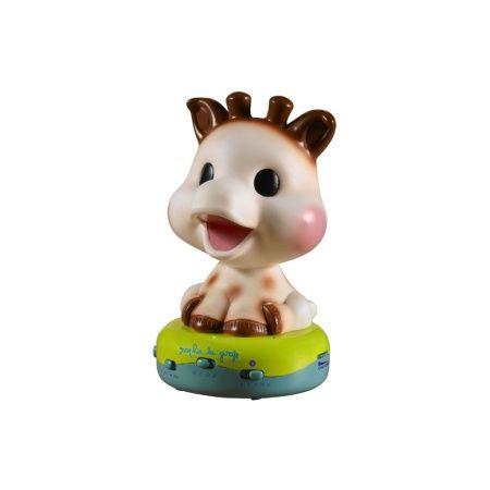 Veilleuse musicale Sophie la Girafe 1