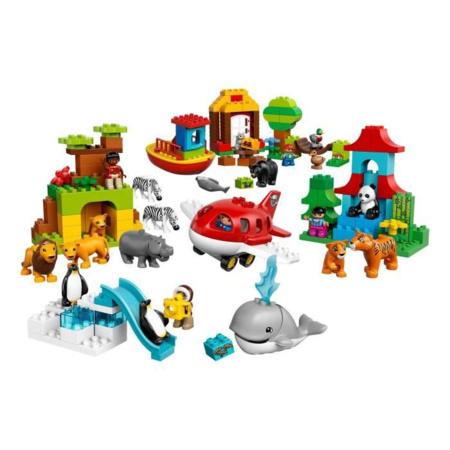 Duplo - Le tour du monde LEGO 1