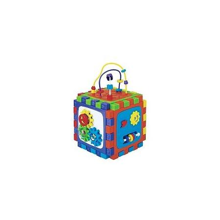 Cube tapis d'activités BRUIN TOYS R US 1
