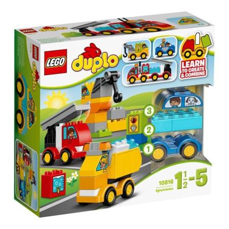 Duplo - Mes premiers véhicules LEGO 1