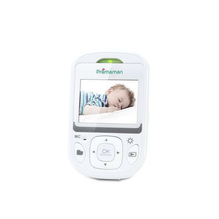Babyphone avec caméra PREMAMAN 1