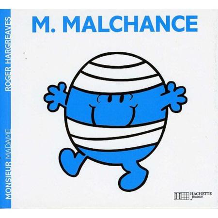 Monsieur Malchance HACHETTE JEUNESSE 1