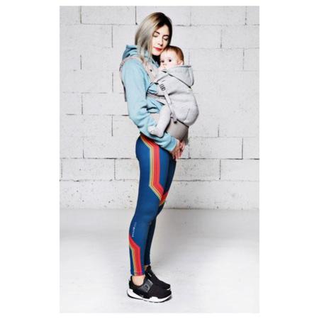 Porte-bébé Hoodie Carrier LOVE RADIUS 6