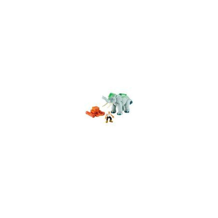 Mini playset de la jungle (assortiment) FISHER PRICE 1