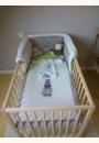 avis Lit bébé à barreaux Sniglar par Manon