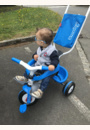 avis Tricycle Baby driver confort sport par LAURA