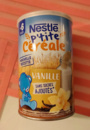 avis P'tite céréale 5 Céréales par Mylène
