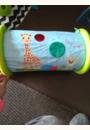 avis Rollin' d'activités Sophie la girafe par Edwige