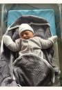 avis Babynomade fleur de coton par Julie
