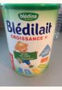 avis Lait Blédilait Croissance +) 900g par Lucie