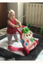 avis Trotteur bébé Trott Gym  par Auriane