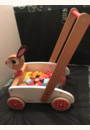avis Chariot de Marche Crazy Rabbit par Pamela