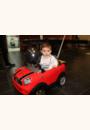avis Porteur Push Buggy Mini Cooper par Elodie