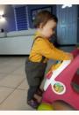 avis Trotteur Cotoons walk & Play par Sabrina