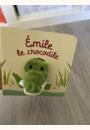 avis Livre Emile le crocodile les bébêtes par Adeline