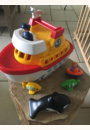 avis Playmobil 1.2.3 - Navire transportable par caroline