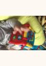 avis Baby Cube d'éveil par Céline