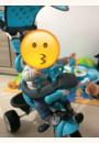avis Tricycle Baby driver confort sport par Stephanie