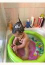 avis Gel corps et cheveux surgras dermo-pédiatrie par Nathalie