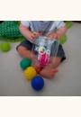 avis Box 6 balles sensorielles par Anne-Claire