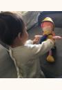 avis Lisette la poupée multi-activités par Elodie