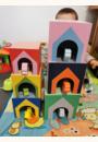 avis Cubes imagiers empilables et animaux en bois - Manibul par Stéphanie