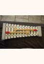avis Xylophone Confetti en métal par edwige