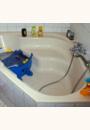 avis Réducteur de baignoire 2 par alexia