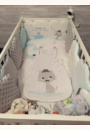 avis Tour de lit modulable bebe Miaou  par Ame
