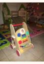 avis Chariot pousseur avec freins Trotibul par Elodie