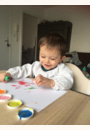 avis Mon premier kit de peinture - Mini Kids par Caroline