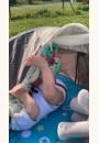 avis Tente plage Babyni anti UV par Inès