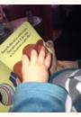 avis Livre marionnette Lucas, le chat par Fanny