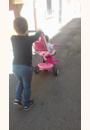 avis Tricycle Be Move Confort par Amandine