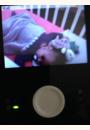 avis Babyphone vidéo SCD 603 par Alicia