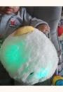 avis Peluche lumineuse multicolore Sensibul par Sarah
