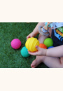 avis Box 6 balles sensorielles par Aline