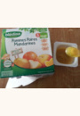 avis Coupelle de fruits Pomme-Poire-Mandarine (x4) par Laura