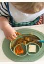 avis Assiette et set de table Mini Mat par Emilie