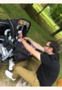 avis Poussette Pack 3 roues par Marine