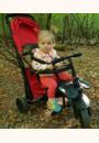 avis Tricycle pliant Smartfold 400 par ANNETTE