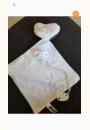 avis Set Doudou + Sucette + Attache-sucette Collection White par fernandez