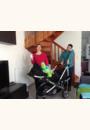 avis Ecoute bébé SCD505 DECT  par Christelle