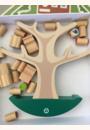 avis Jeu de société l'arbre d'équilibre Badaboom par Jessica